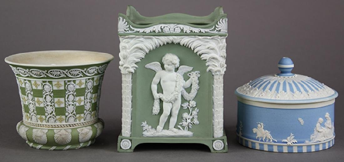 (lot of 3) Wedgwood and Co