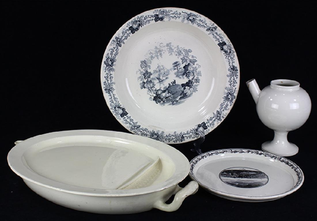 (lot of 4) Wedgwood and Co