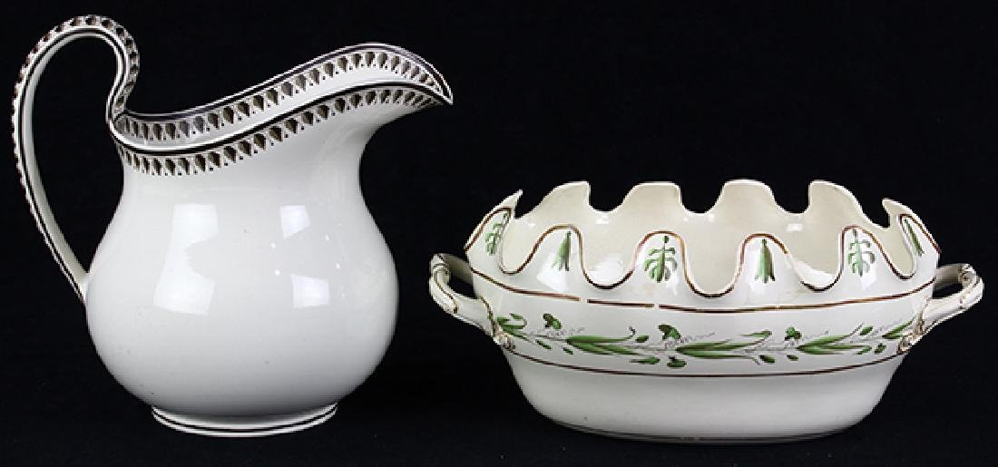 (lot of 2) Wedgwood and Co