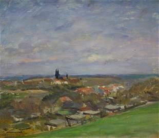 Painting, Albert Marquet