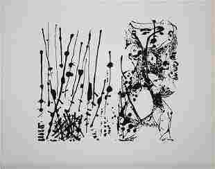 Portfolio, Jackson Pollock