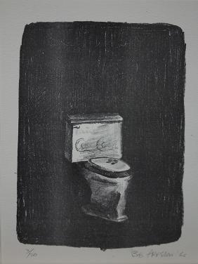 Print, Robert Arneson
