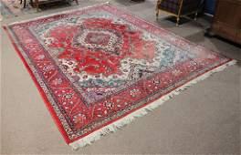 Persian Tabriz carpet 93l x 127w