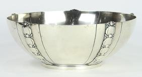Tiffany & Company sterling silver bowl in the