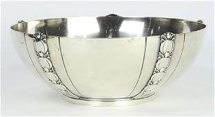 Tiffany  Company sterling silver bowl in the