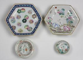 Group of Chinese Porcelain Dishes