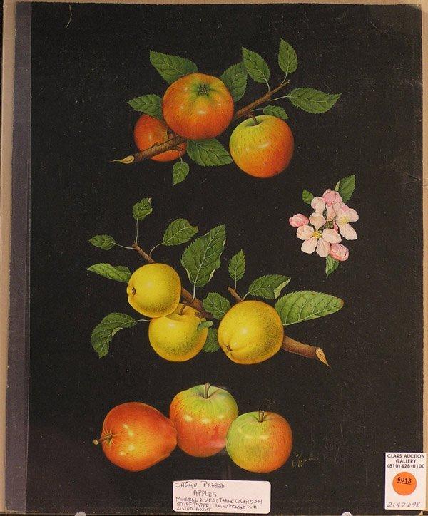 6013: Indian miniature painting Jaggu Prasad