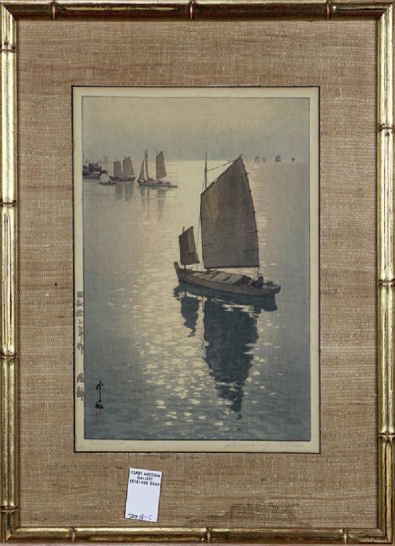 Japanese Woodblock Print, Shinhanga, Yoshida Hiroshi