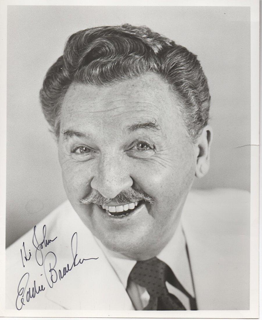 Eddie Bracken (1915- 2002) American actor