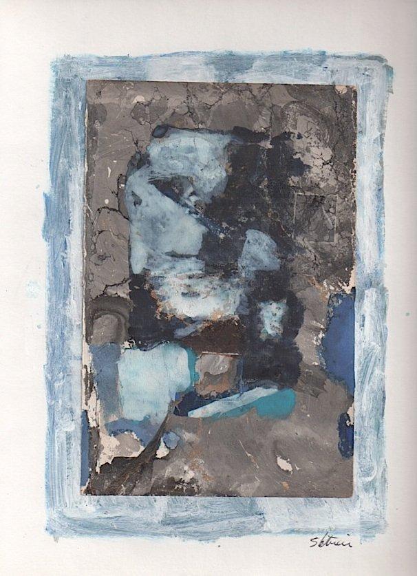 SLOTNICK - Maine Artist #2219