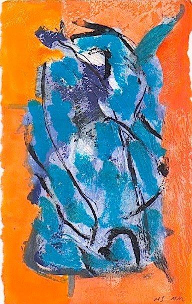 SLOTNICK - Maine Artist #2553