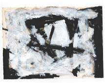 SLOTNICK ABSTRACT - Maine Artist #2806