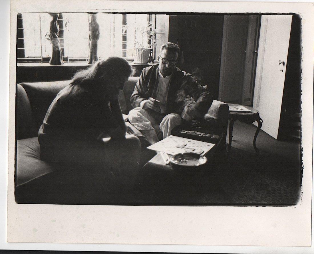 George C. Scott & Colleen Dewhurst