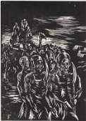 Frederick Solomon 18991980 German Expressionist
