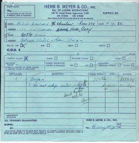 Bette Davis & Peter Lawford