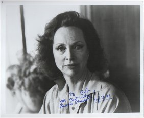 Beatrice Straight (1914-2001) American Actress