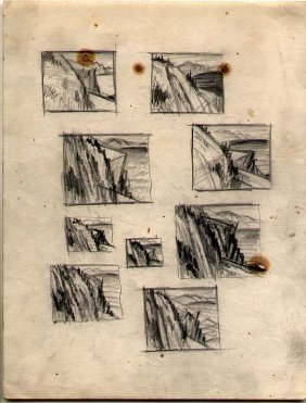 Carroll Thayer Berry (1886-1978) Sketches