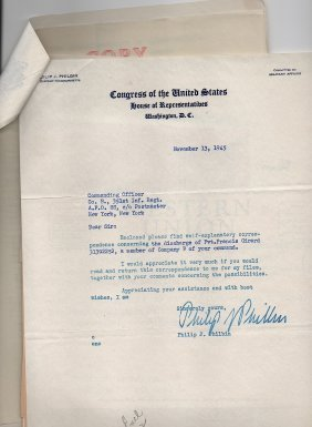 Congressman Philbin Archive - Mass