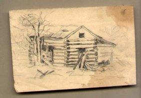 Horatio W. Shaw (1847-1918) American Artist