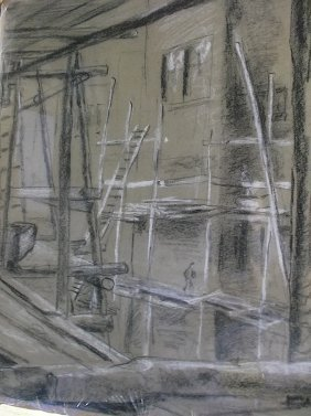 Fritz Solomon - German Expressionist