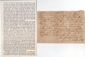 Squire Larue Kentucky Militia 1817