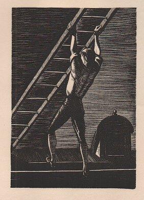 Rockwell Kent - Casanova Print