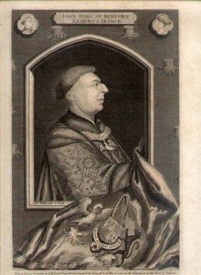Original 18th Century Portrait