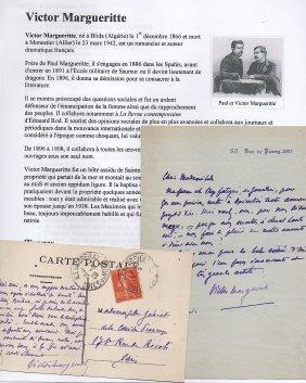 [france] Victor Margueritte (1866-1942)