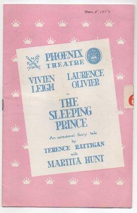 Vivien Leigh & Laurence Olivier 1953
