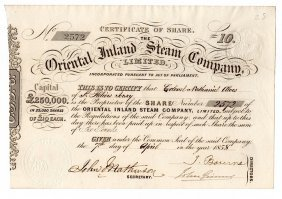Oriental Inland Steam Company