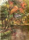 MARY HELEN POTTER (1862 - 1950) Listed artist