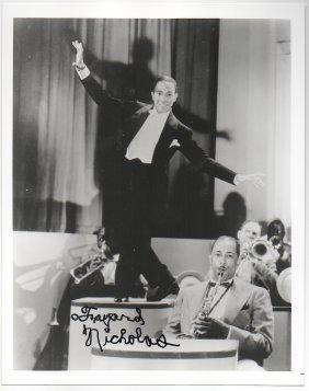 Fayard Nicholas (1914-2006) American Dancer
