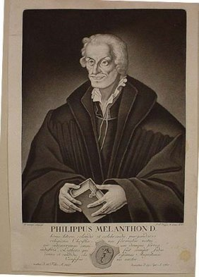Negges (germany,1726 - 1792) Original Mezzotint