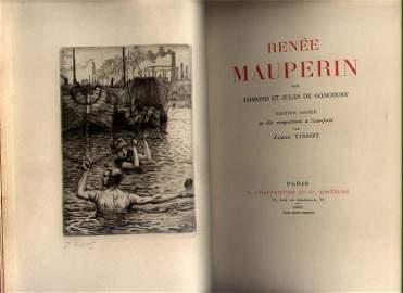 JACQUES-JOSEPH TISSOT 20 etchings