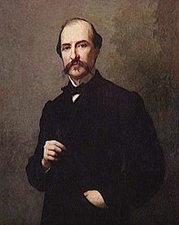 Leon Laurent-Pichat (1823-1886) French politician, - 3