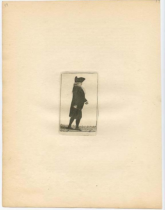 John Kay (1742- 1826) Scottish caricaturist & engraver