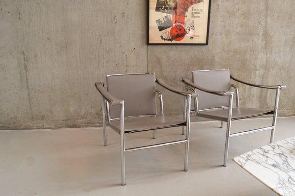 Le Corbusier LC1 chair (reproduction)