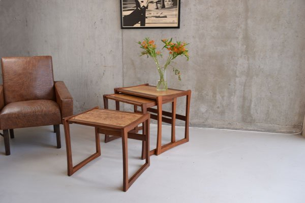1970's G Plan nest of tables