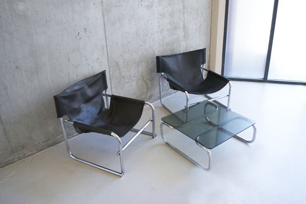 Rodney Kinsman chairs and table