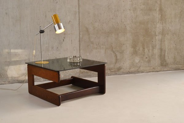 1970's coffee table by Topform of Denmark