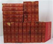 Writings of Thomas Jefferson, 20 Vol. Leather Set, 1903