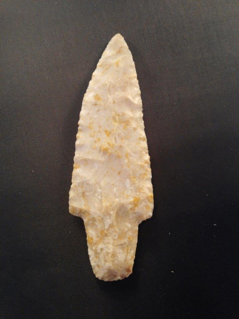 ALBERTA     ARROWHEAD INDIAN ARTIFACT - 2