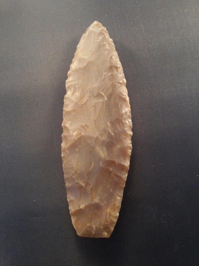 AGATE BASIN     ARROWHEAD INDIAN ARTIFACT - 2
