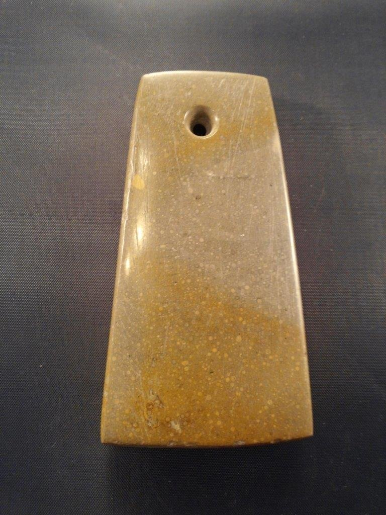 TRAPEZOIDAL PENDANT  WITH INSIGHT LASER COA - 2