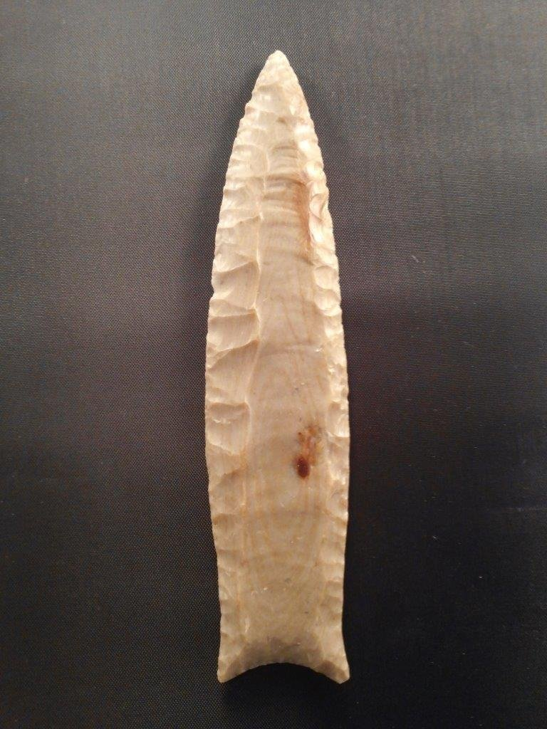 CUMBERLAND ARROWHEAD INDIAN ARTIFACT - 2