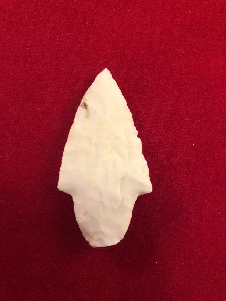 ADENA    INDIAN ARTIFACT ARROWHEAD - 2
