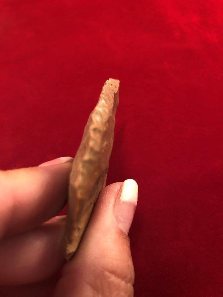 SNYDERS   INDIAN ARTIFACT ARROWHEAD - 3