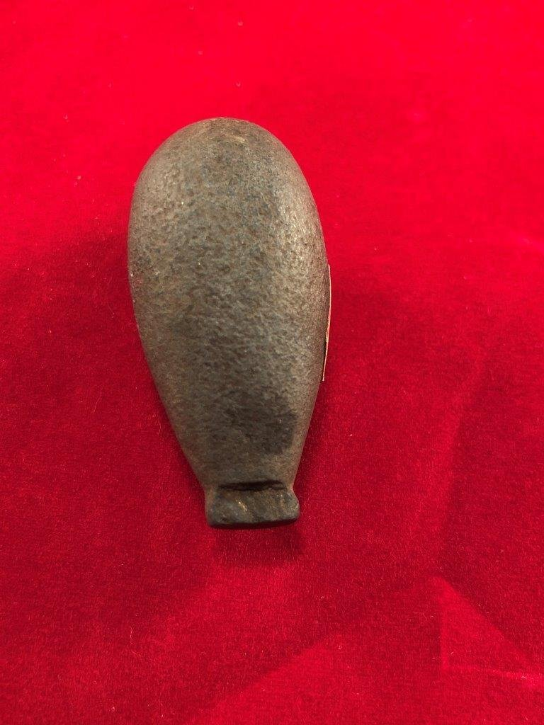 PLUMMET   INDIAN ARTIFACT ARROWHEAD - 3