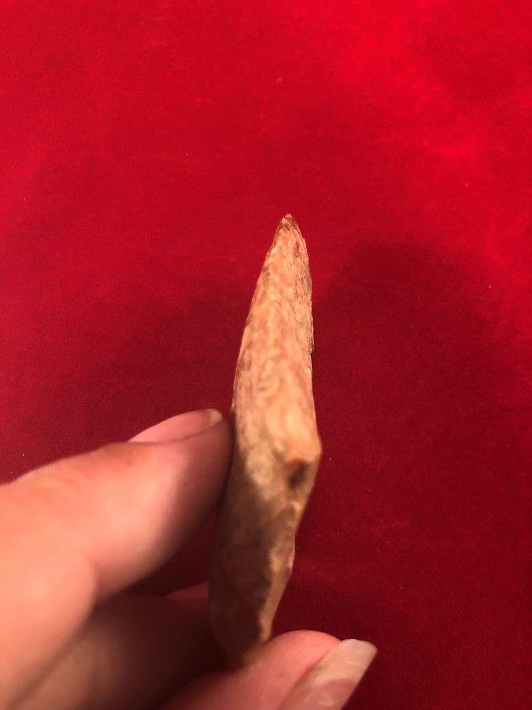 ADENA     INDIAN ARTIFACT ARROWHEAD - 3