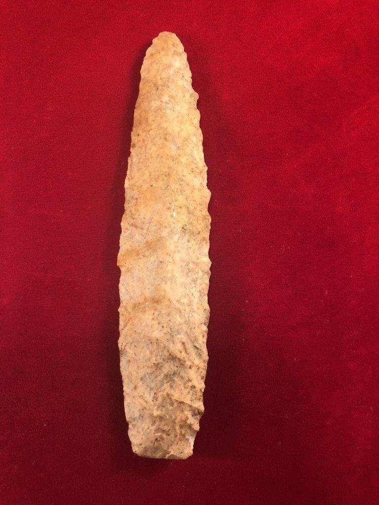 AGATE BASIN     INDIAN ARTIFACT ARROWHEAD - 2